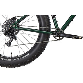 "Kona WO MTB Hardtail 26"" verde"